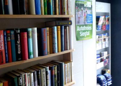 Die kleine Bücherei | Spiel und Spaß