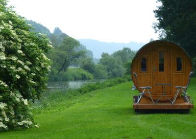 Holunderfass | Campingfass