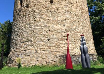 Kunst Blankenberg | Wandern und Radeln