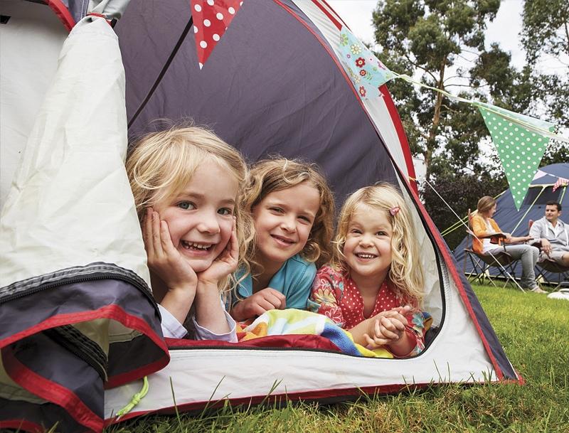 Kurzcamper | Campingplatz Happach