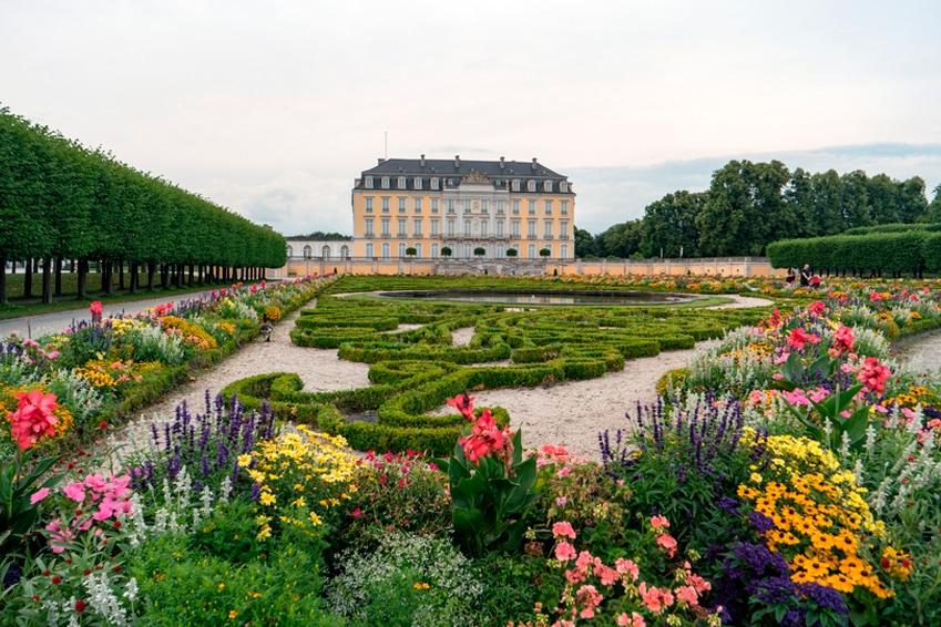 Ausflüge | Schloss Brühl