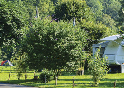 Ansicht Campingplatz