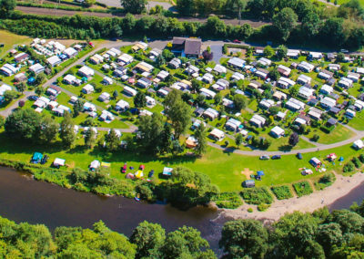 Fullhouse |  Campingplatz voll | Camping Happach | Wohnwagen |Anmeldung_Haus | Sieg | Camping Happach |Kurzcamper
