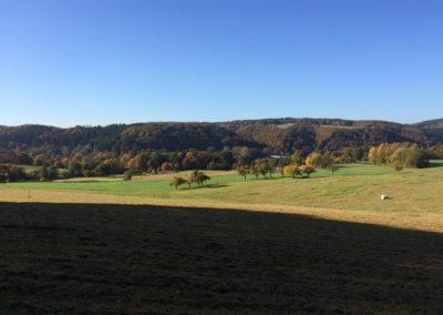 Landschaft Siegtal