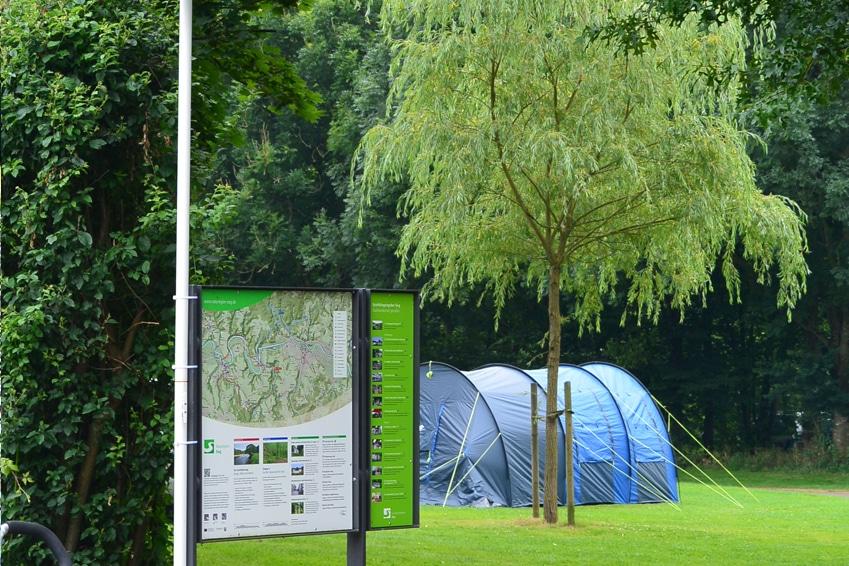 Campingplatz Happach   Kurzcamper