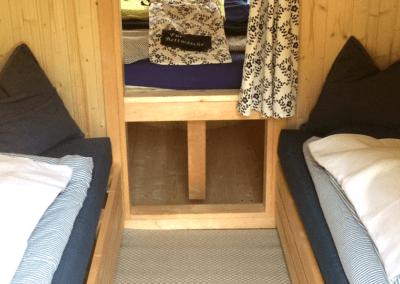 Campingfass Innen