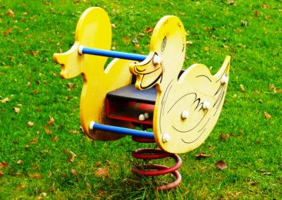 Entenschaukel | Spiel und Spaß