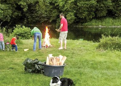 Lagerfeuer | Spiel und Spaß