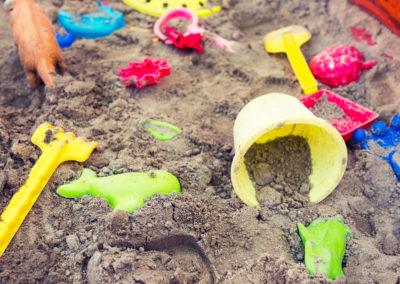 Sandkasten | Spiel und Spaß