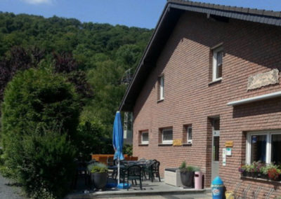Hauptgebäude | Service | Campingplatz Happach | Dauer- und Saisoncamper