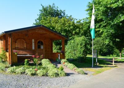 Anmeldung_Haus | Sieg | Camping Happach |Kurzcamper